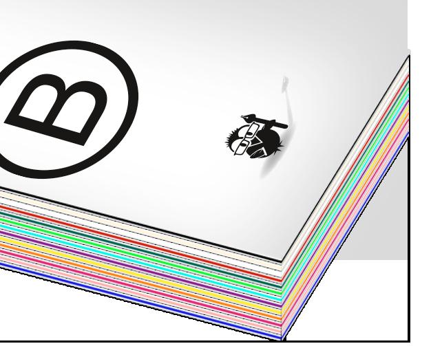 Bestelloptionen Multiloft Visitenkarten Quer 90 X 50 Mm